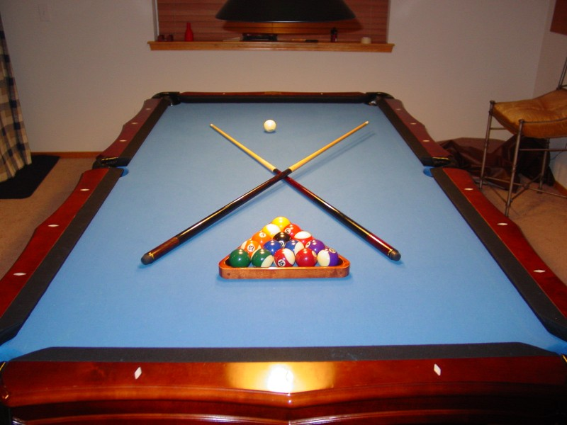 Billiards - 02 photo