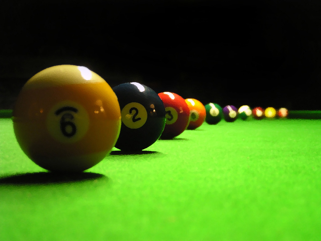 Billiards - 04 photo