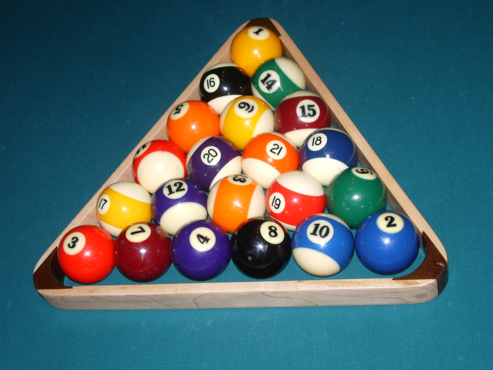 Billiards - 10 photo