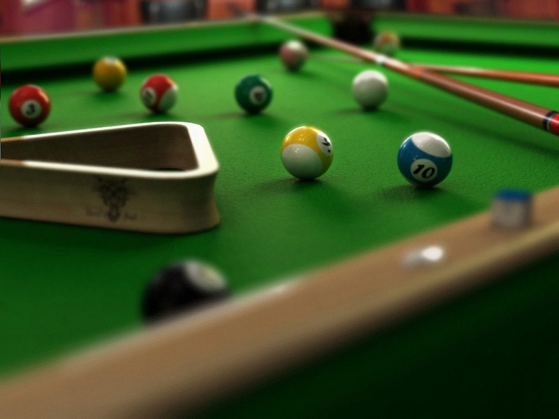Billiards - 11 photo