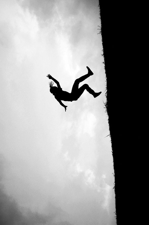 Falling: The meaning of the dream in which you see 'Falling'