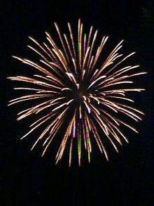 Fireworks - 04 photo