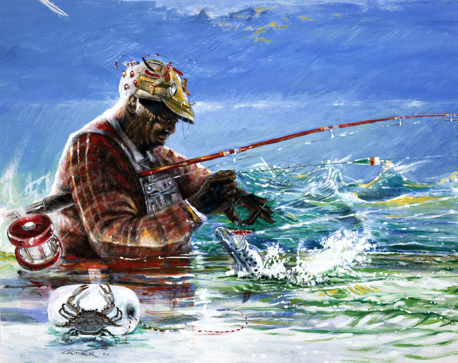 Fisherman - 03 photo