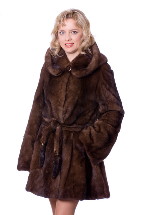 Fur coat - 02 photo