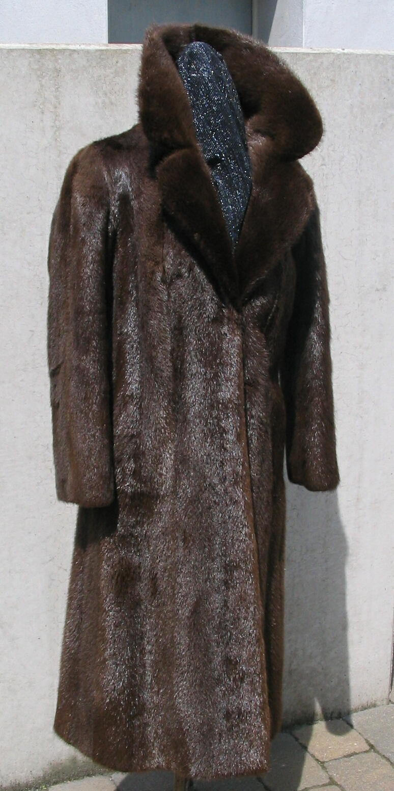Fur coat - 04 photo