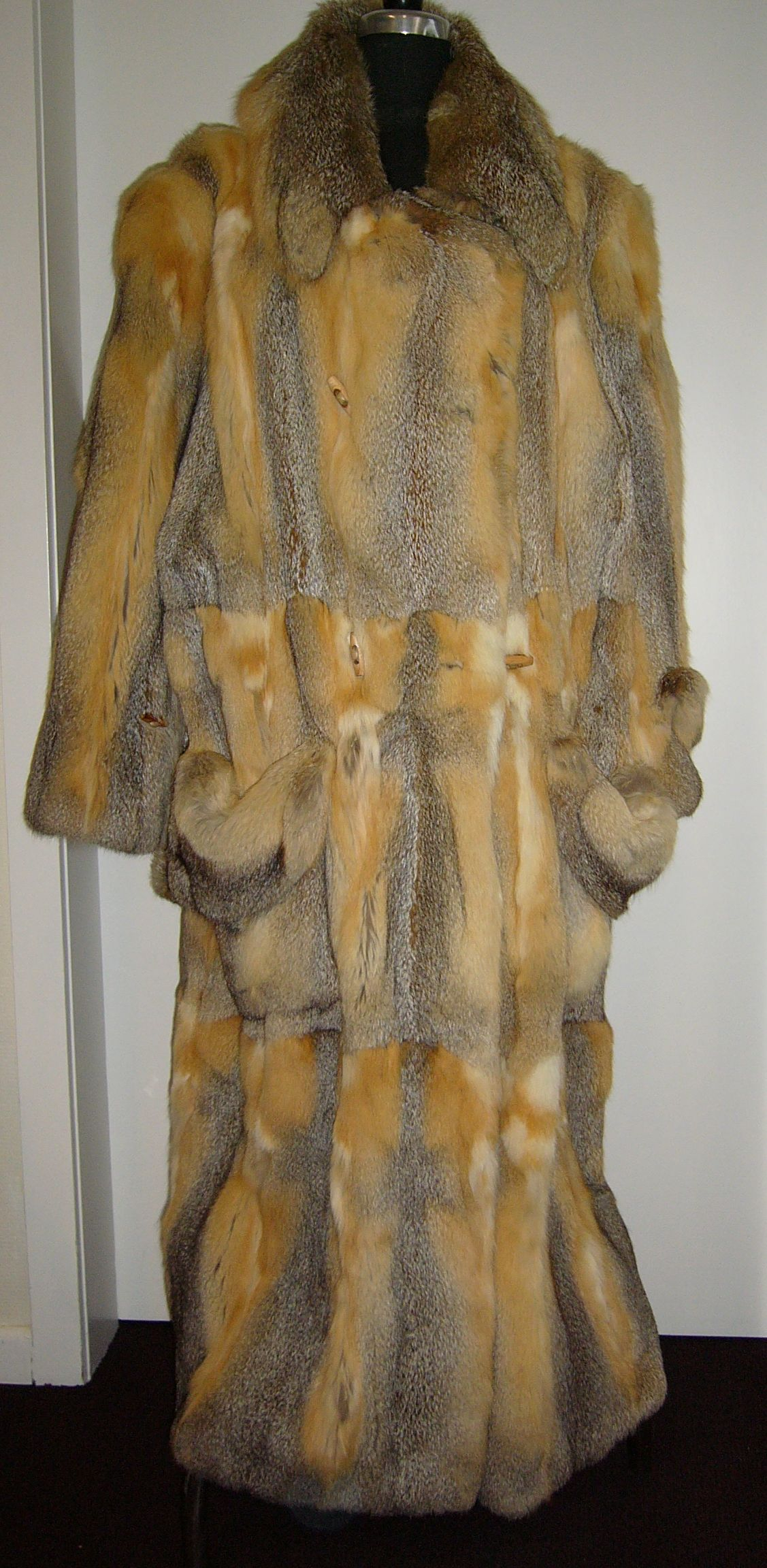 Fur coat - 09 photo