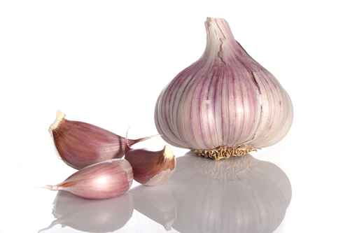 Garlic - 02 photo