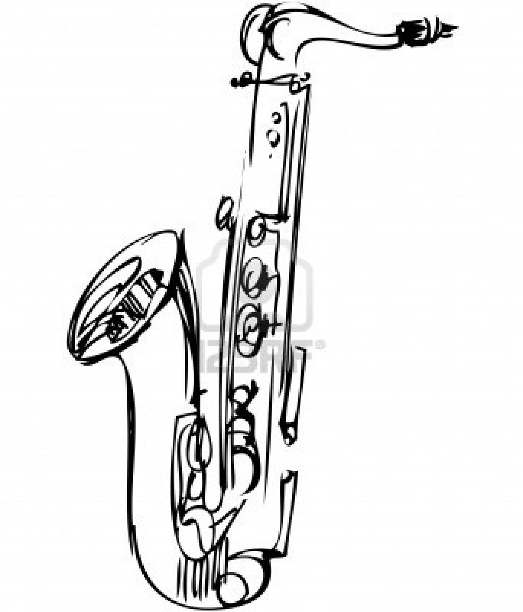 Saxophone - 12 photo
