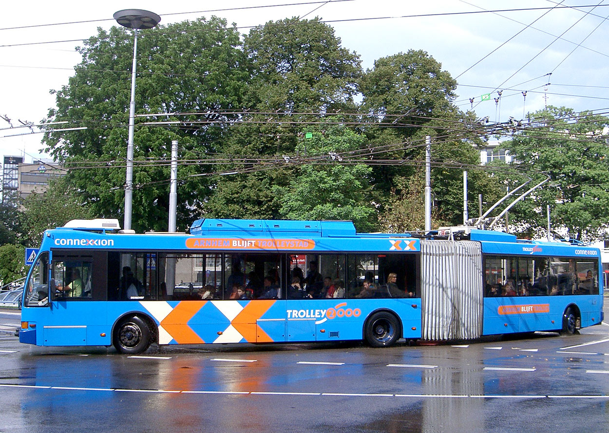 Trolleybus - 02 photo