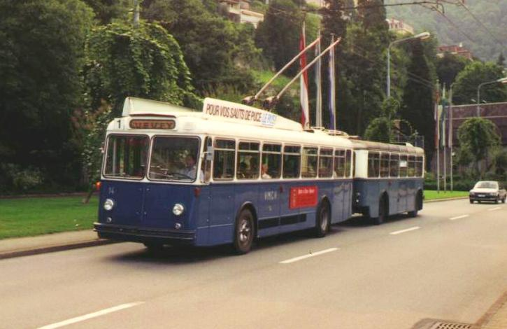 Trolleybus - 07 photo