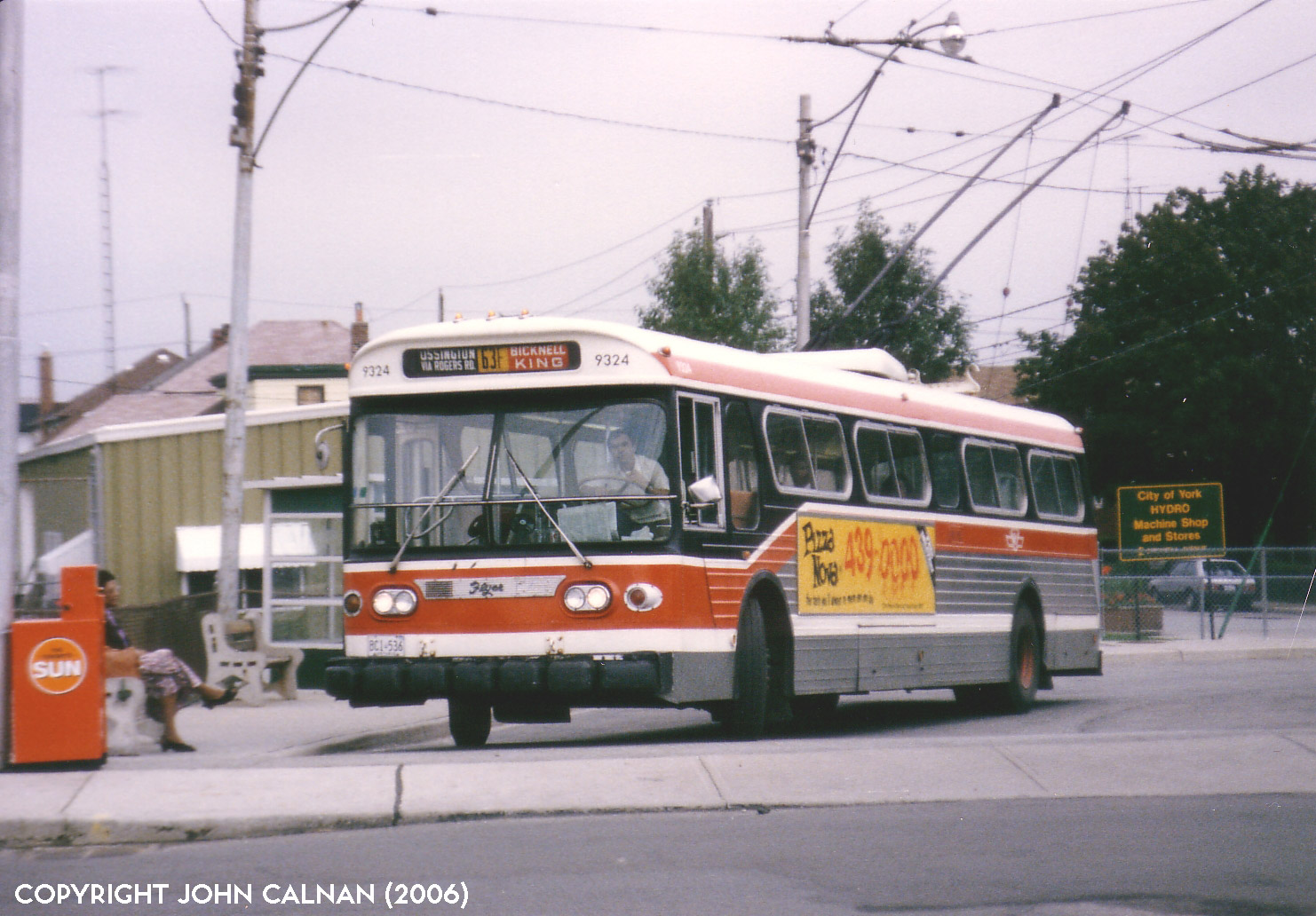 Trolleybus - 09 photo