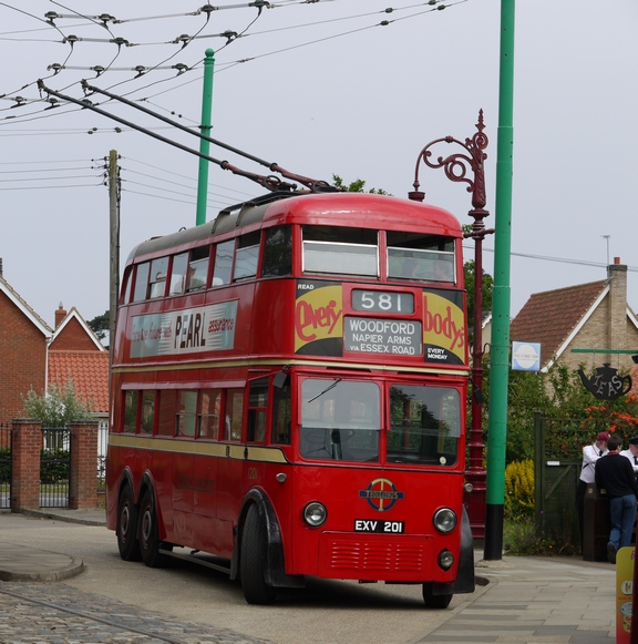Trolleybus - 11 photo
