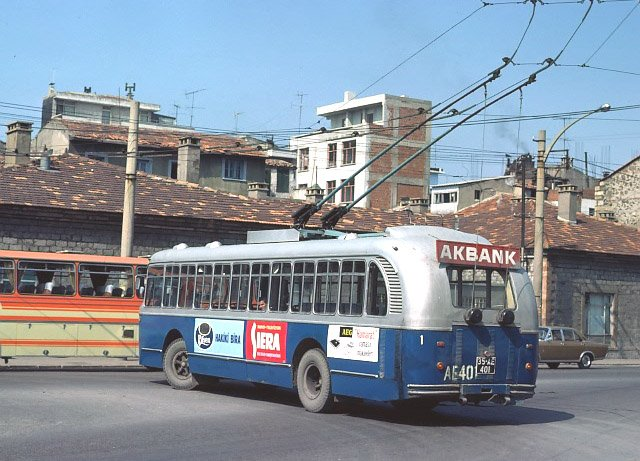 Trolleybus - 12 photo