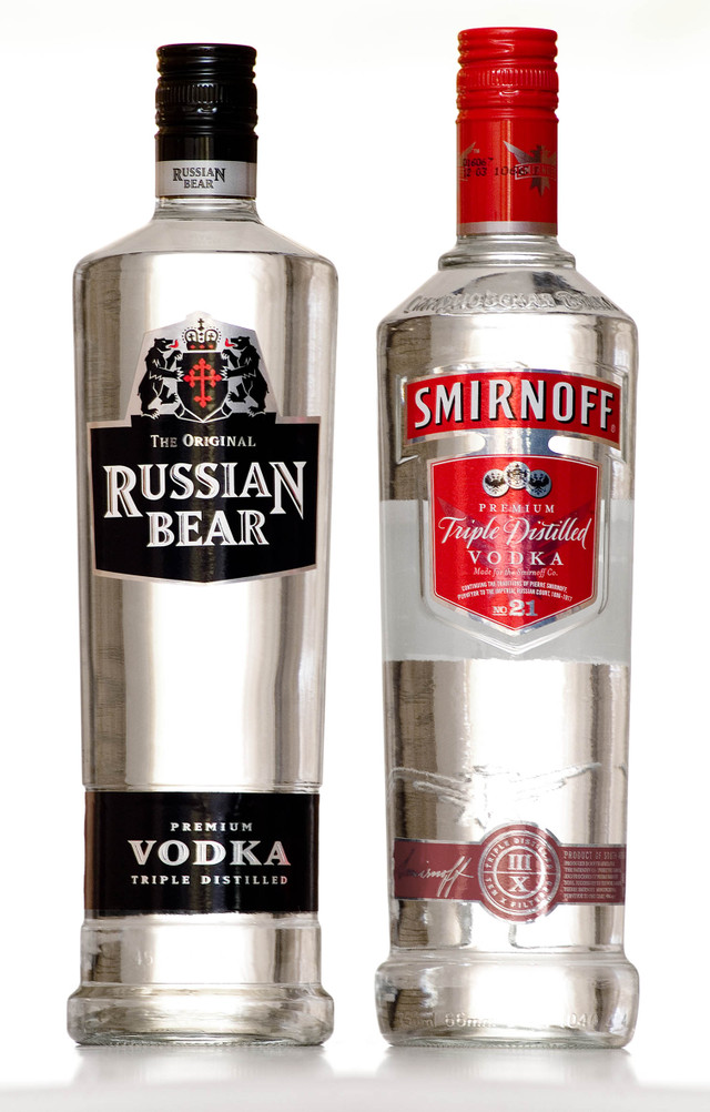 Vodka - 10 photo